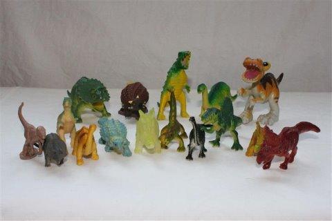 dinosaurus pikku leluja lahjoiksia lasten teemajuhliin