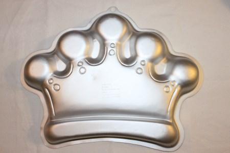 kruunu kakkuvuoka