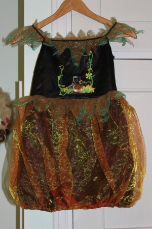 kurpitsa mekko