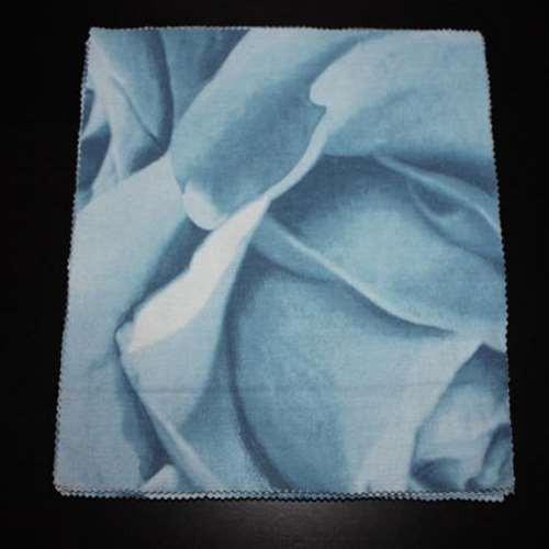 sinisävyinen lautasliina