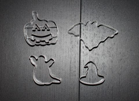 halloween piparimuotit