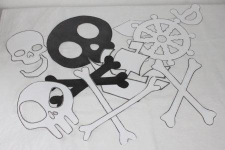 lasten merirosvojuhlat ohjelma