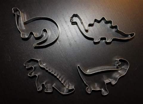 dinosaurus leivontamuotit vuokralle
