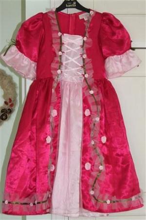 prinsessa ruusunen naamiaisasu vuokrataan 714e526740
