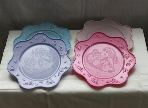 prinsessa lautaset vuokrataan teemajuhliin
